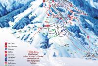 Cordon Mapa zjazdoviek