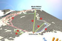 Piano Battaglia - Madonie Trail Map