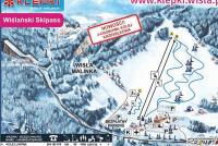 Wisła - Klepki Trail Map