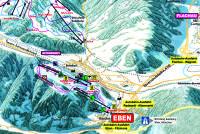 Eben Trail Map