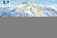 Jasna Low Tatras Trail Map