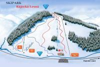 Rajecká Lesná Mappa piste