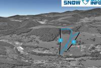 Ski Tajov Mapa tras