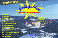 Modriach-Winkel Hoislifte Piste Map