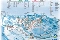 Astún Piste Map