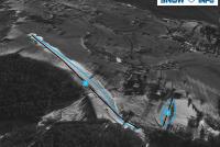 Hriňová - Biele Vody Plan des pistes