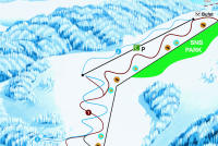 Hriňová - Košútka Trail Map