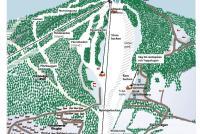 Rättviksbacken Plan des pistes