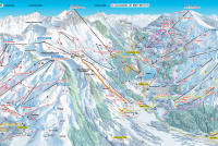 Arosa Lenzerheide Piste Map
