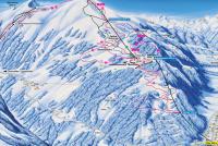 Chur Piste Map