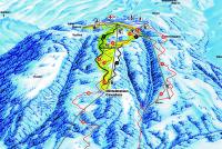 Grüsch-Danusa Mappa piste