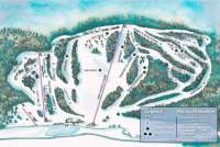 Suicide Six Piste Map