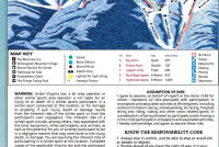 Wintergreen Resort Piste Map