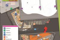 Skidome Terneuzen Mapa zjazdoviek