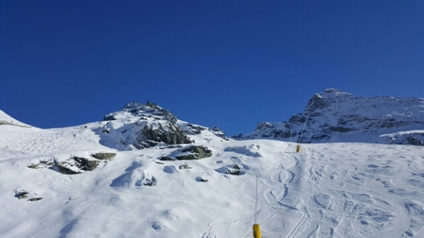 Skigebied foto's