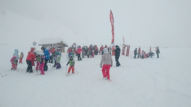 Flaine Snow report - Ski and snow conditions in Flaine | OnTheSnow