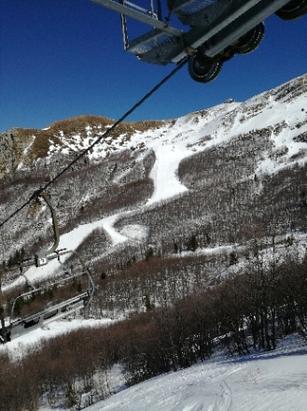 Abetone Bollettino Neve Sci