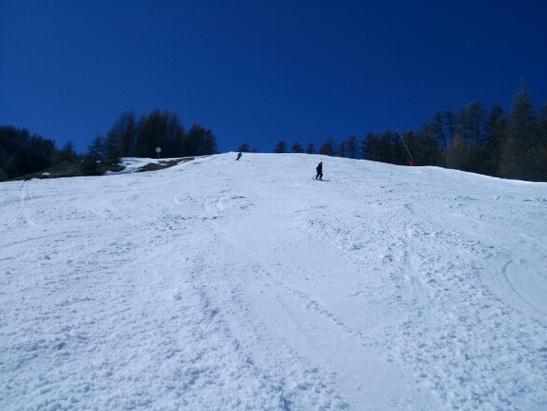 Enneigement Hautes Alpes Bulletin Neige Et Conditions D