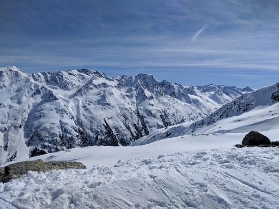 Sölden Snow report - Ski and snow conditions in Sölden