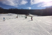 The Homestead Ski Area