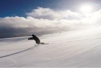Galdhopiggen Glacier ski