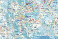 Grafenau Piste Map