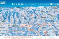 St. Johann - Alpendorf Trail Map