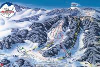 St. Blasien - Menzenschwand Mappa piste
