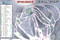 Whaleback Mountain Trail Map