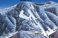 Ski Podjavorník Løypekart