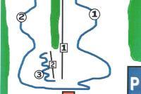 Ski Slovenská Ves Plan des pistes