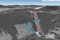 Ski Grúniky - Sihelné Mappa piste