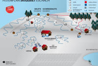 Schwärzenlifte Eschach Plan des pistes