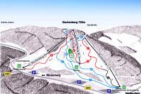 Eschenberglifte Niedersfeld Mapa tras