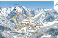 Birkenlift & Geigenbühellift Seefeld Mappa piste