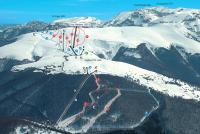 Passo Lanciano - Majelletta Mappa piste