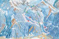 Achensee - Maurach Trail Map