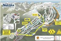 Nakiska Ski Area Mappa piste