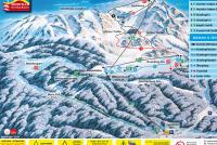 Hochfelln Trail Map