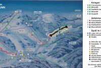 Muggenbrunn Trail Map