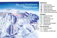 Wasserkuppe Trail Map