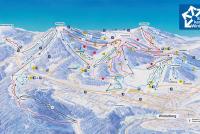 Winterberg Skiliftkarussell Mappa piste