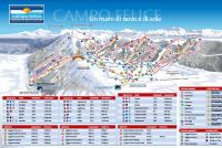 Campo Felice - Rocca di Cambio Trail Map