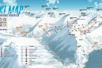 Foppolo - Carona - Brembo Ski Løypekart