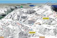 Polsa - San Valentino Piste Map