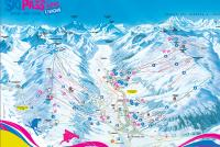 Livigno Trail Map