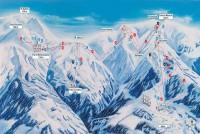 Montecampione Piste Map