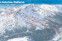 Santa Caterina Valfurva Trail Map