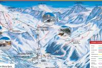 Solda / Sulden Piste Map