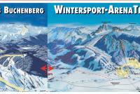 Schwangau - Tegelberg Plan des pistes